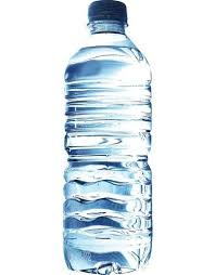 Picture of a bottle of water